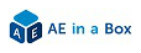 AE in a Box Company Logo